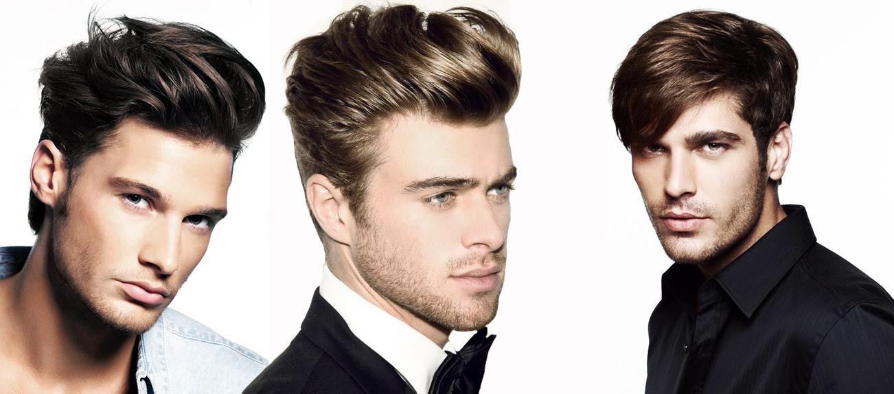 giusto taglio capelli uomo per forma viso The Three F - taglio di capelli uomo viso lungo