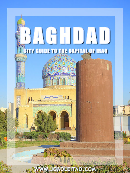 Visit Baghdad - City Adventure Guide to the capital of Iraq