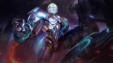 mobile legends gord conqueror skin wallpaper vazgaming