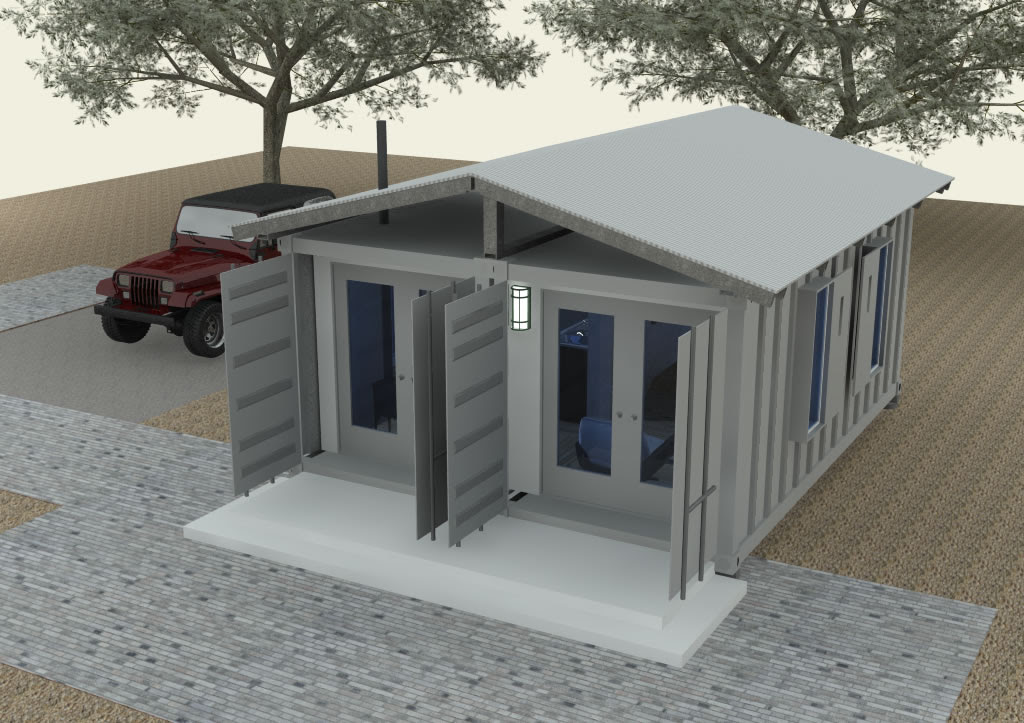 Ners 3d Shipping Container Home Design Software