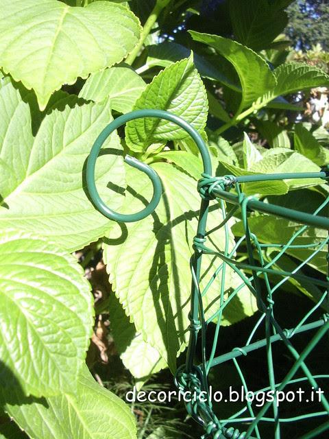 cestino porta-piante 3 part. del ricciolo inf.
