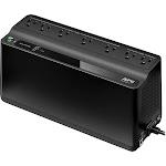 APC - Back-UPS 600VA Battery Back-Up System - Black