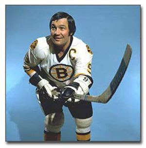 Bucyk Bruins captain