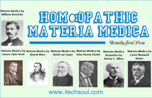 Free Online Reading And Download Sources Of Materia Medica - Itechsoul