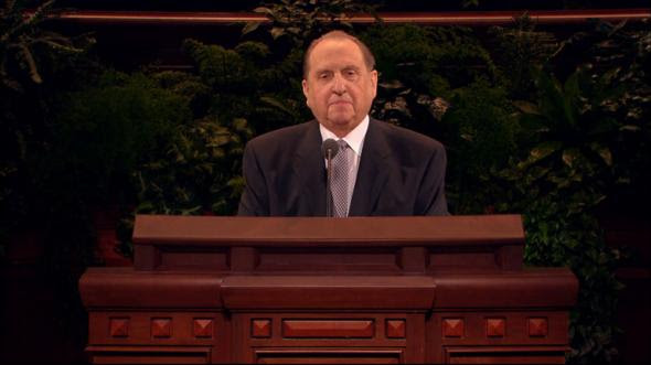 Constant Truths For Changing Times Thomas S Monson