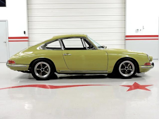 Used 1967 Porsche 911 for Sale in Atlanta GA 30566 Dick Barbour Performance