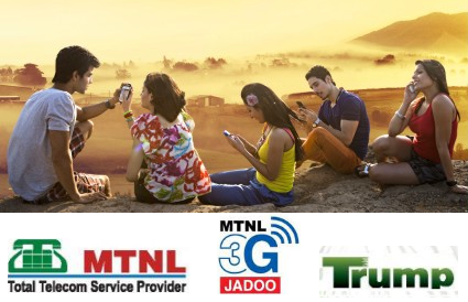 MTNL offers Free 50 MB 3G Data & 40 Percent discount on Sakhi Prepaid Plan During Elections in Mumbai