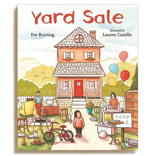 Read THIS Next! Yard Sale by Bunting/Castillo