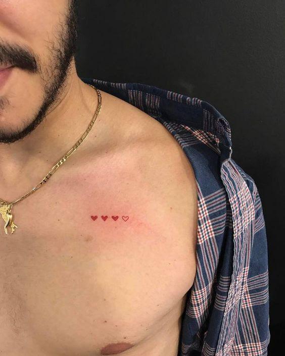 84 Ideas De Tatuajes Minimalistas Chicas Y Chicos Tatuajes Geniales