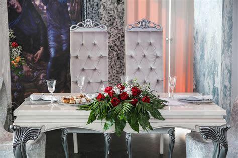 Beautiful Dais, Pelamin and Bridal Beds   Malay Wedding