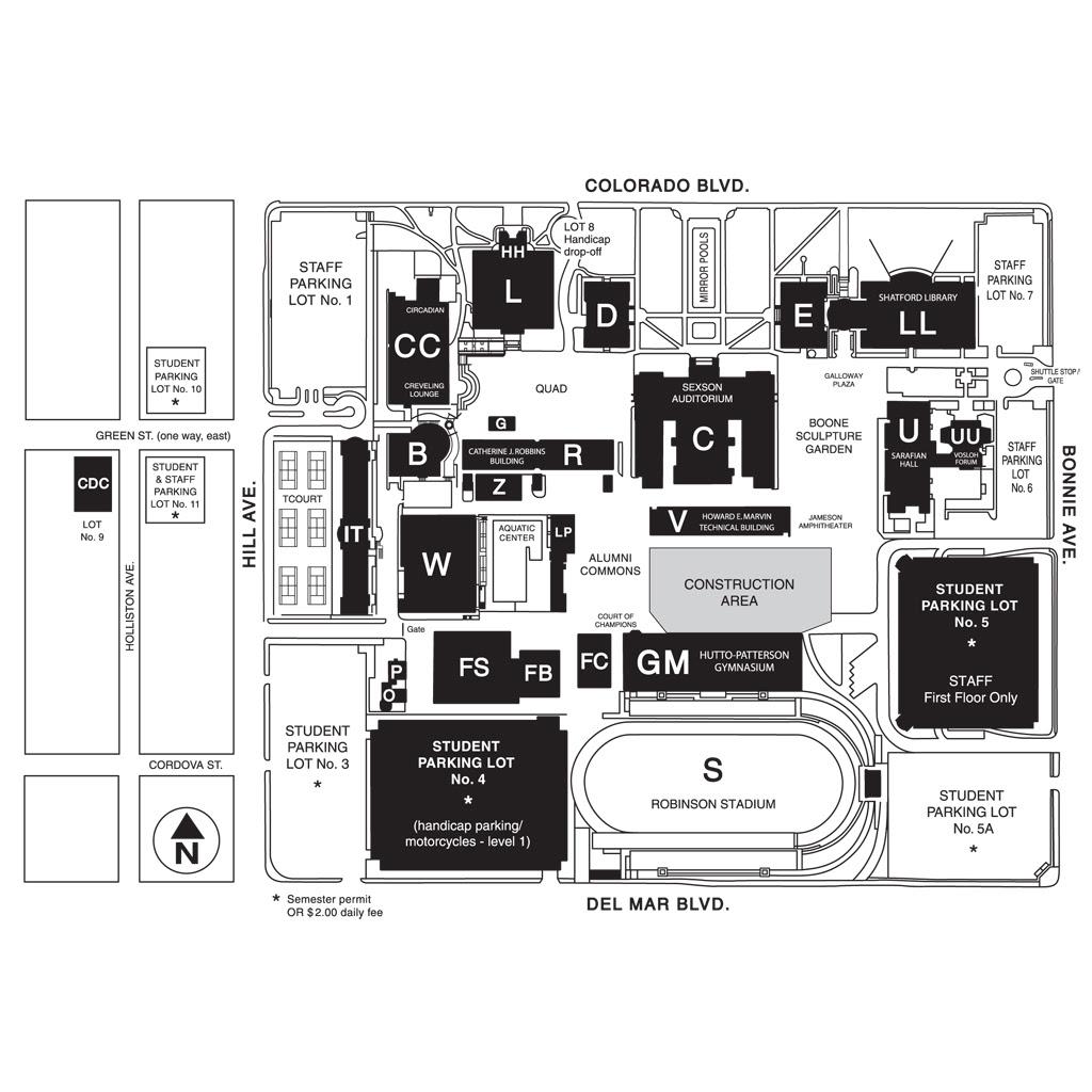 Pcc Sylvania Campus Map | Gadgets 2018
