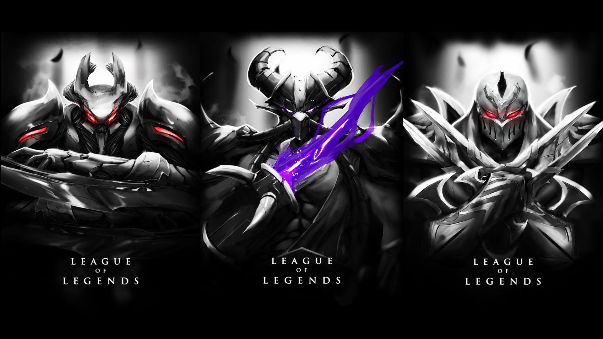 League Of Legends Wallpaper 1920x1080 42787