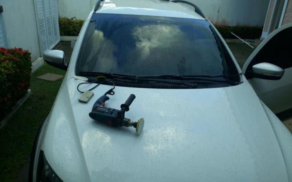 Policial militar é preso após ser flagrado dirigindo carro roubado em Lauro de Freitas