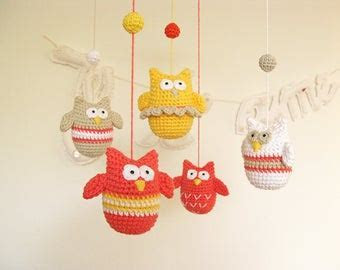 Nursery decor Baby mobiles Wedding and Party Decor by