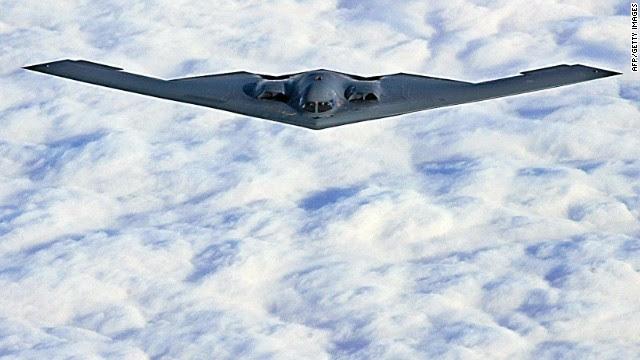 Estados Unidos envía bombarderos nucleares a Corea del Sur