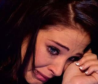 X Factor's Tulisa moved to tears by performance   Latest