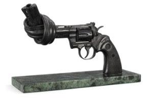 Stoppa skjutvapnen
