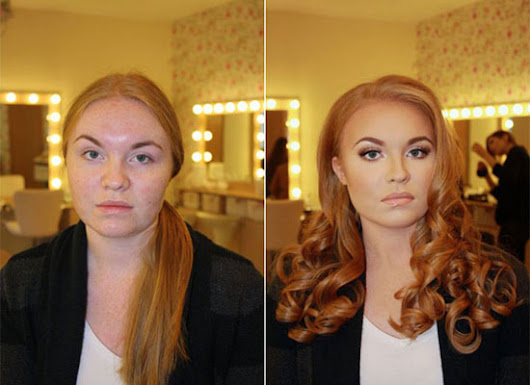 45 Before and After Makeup Photos That Show The Power of Makeup