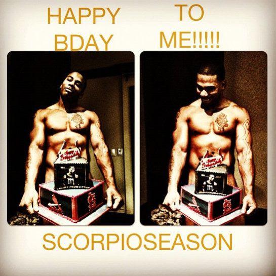 Nelly Birthday