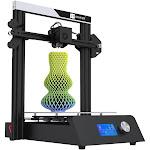 JGAURORA 3d Printer MAGIC Aluminium Frame DIY Kit Large Print Size 220*220*250mm Resume Failure Printing High Precision freeshipping - GreatEagleInc