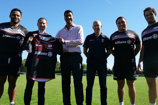 Thomas Cook Sport signs up with rugby union team Saracens