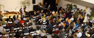 Marc Gafni with Audience