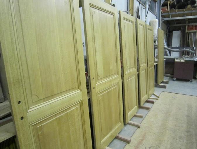 forniture porte in legno su misura milano