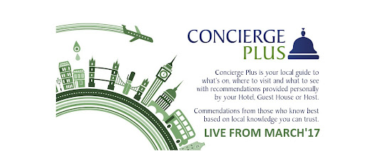 Concierge Plus | Digital Concierge Desk for Hoteliers | Personalised ...