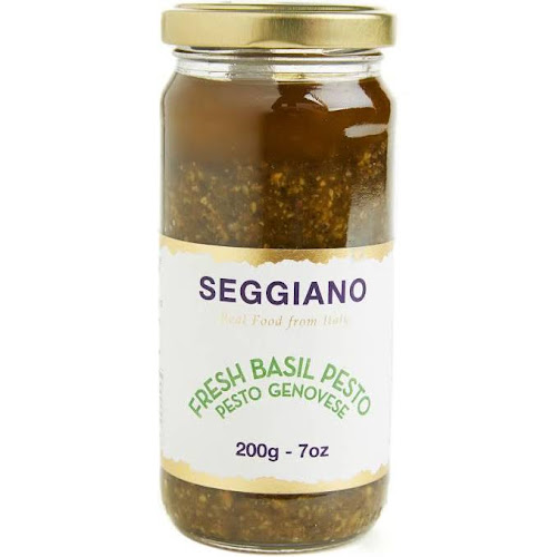 Seggiano Fresh Basil Pesto 7 oz