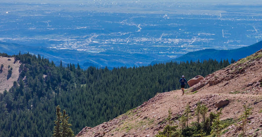 Colorado Springs Hiking Trails