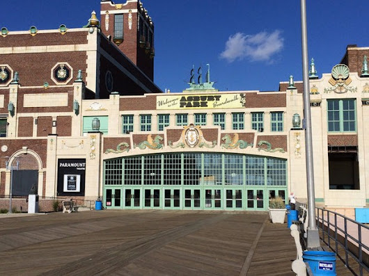 This Jersey Shore town now offers free Wi-Fi access on its boardwalk, beach