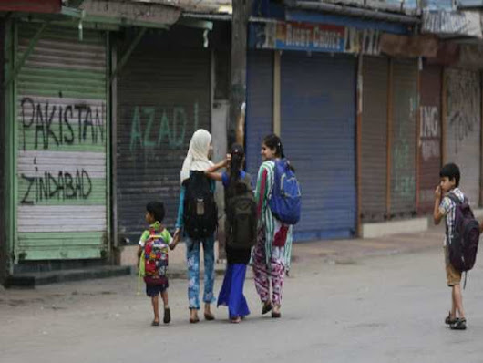 Centre drafting policy to secure rights of orphans in J&K - Times of India