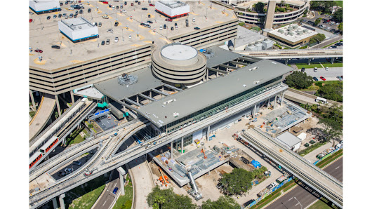 SkyConnect Gets Off the Ground at Tampa Bay Airport