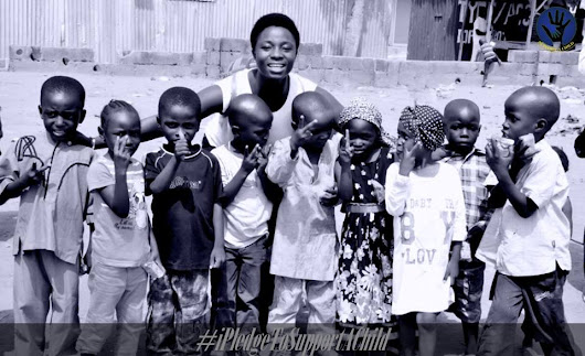 #CFSobserve : Ojeifo Joy, the Young Nigerian Who Turned A Social Media Movement #iPledgeToSupportAchild To A Brand With Remarkable Social Impacts | Change For Society