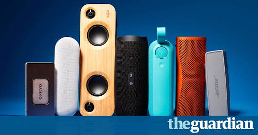 Carry a tune: seven of the best portable Bluetooth speakers | Technology | The Guardian