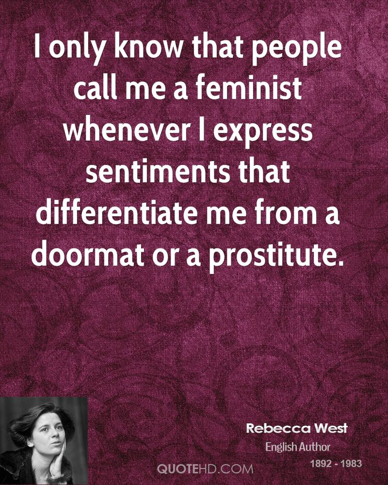Rebecca West Quotes Quotehd