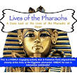 Lives of the Pharaohs {6th gr Social Studies}