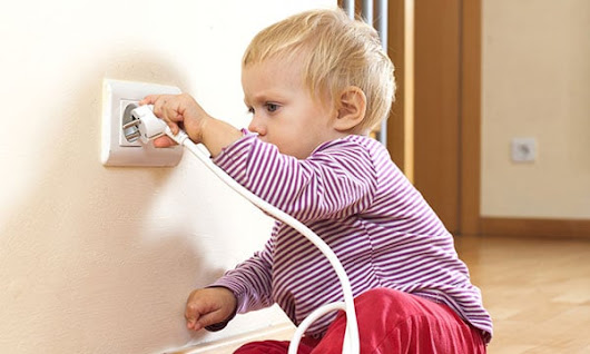 How to baby proof everything electrical | Parent Guide