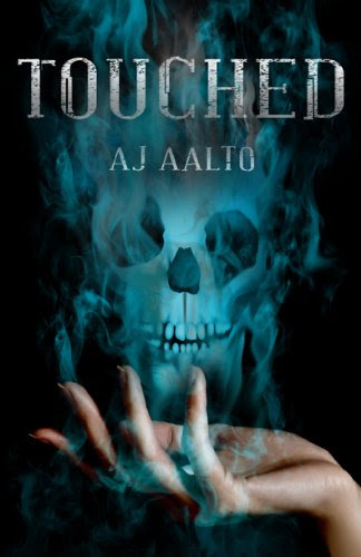 Touched (The Marnie Baranuik Files) by A.J. Aalto
