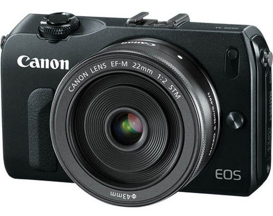 Leaked EOS M photo looks like Canon's longawaited mirrorless camera