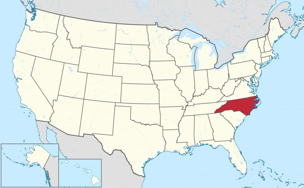كارولينا الشمالية