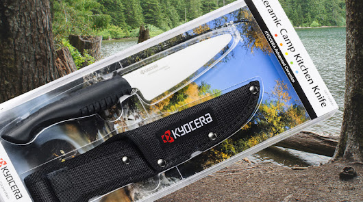 Kyocera Ceramic Camp Kitchen Knife Review - Cold Outdoorsman