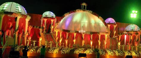 Wedding Management in Ahmedabad , Decoration Services