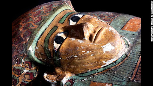 Egypt dig unearths 3,600-year-old mummy