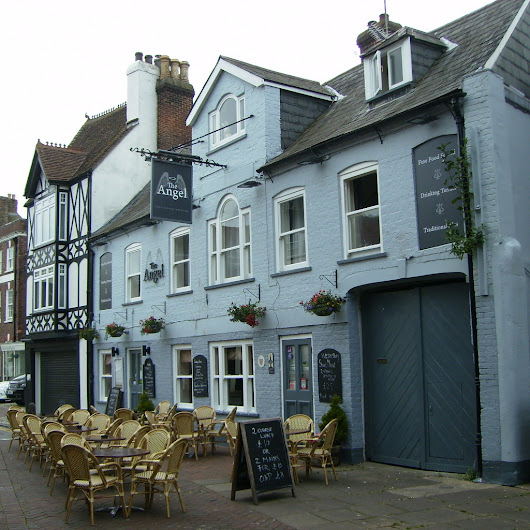 The Angel - Poole -