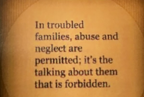Empowering Quotes For Dysfunctional Families Disinherited