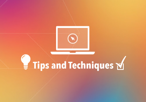 Website Tips and Techniques for Small Business Webcast - Small Business Center of Excellence