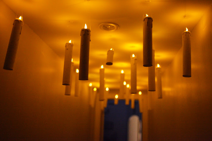 Make Your Own Harry Potter Floating Candles   Make: