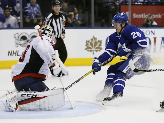 With the Maple Leafs eliminated, the Marlies await word on...