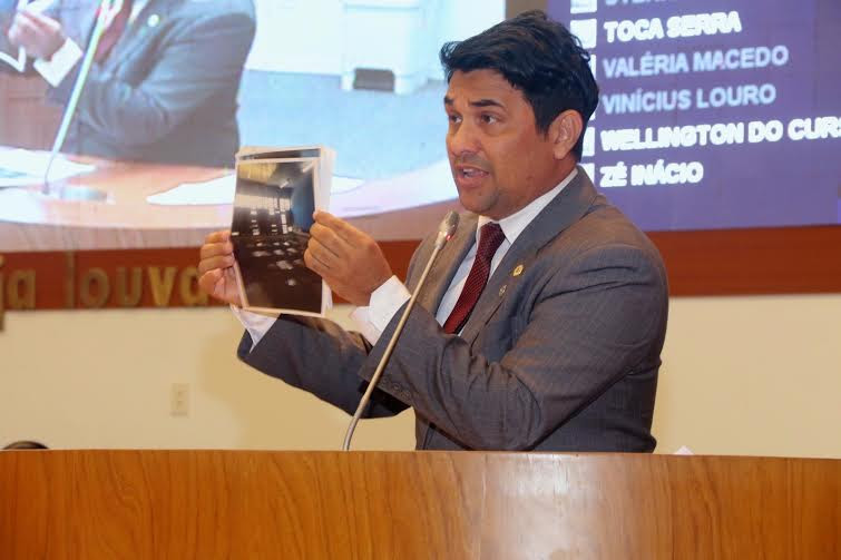 Deputado Wellington do Curso.